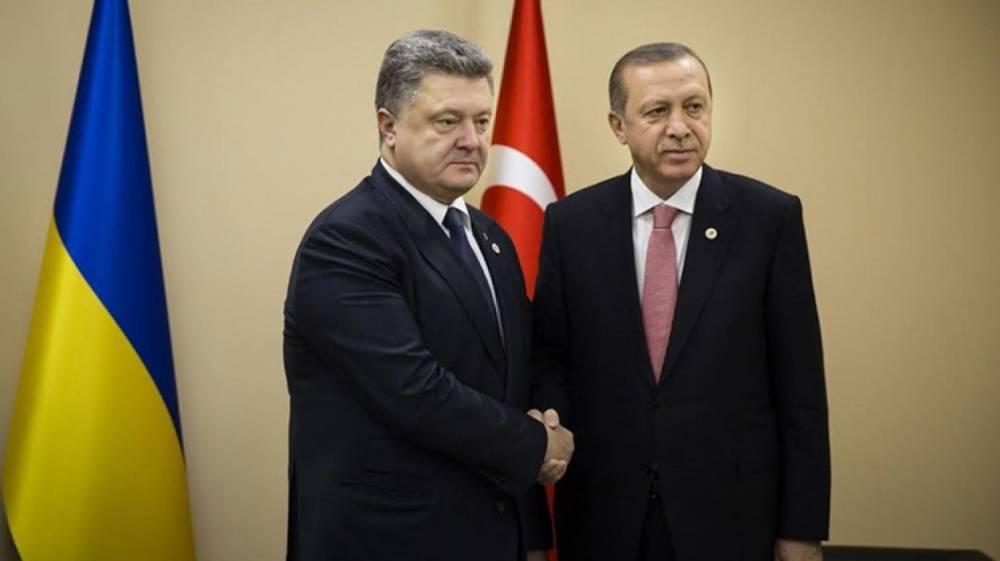Эрдоган посетил Украину, чтобы вежливо «законсервировать» связи— эксперт