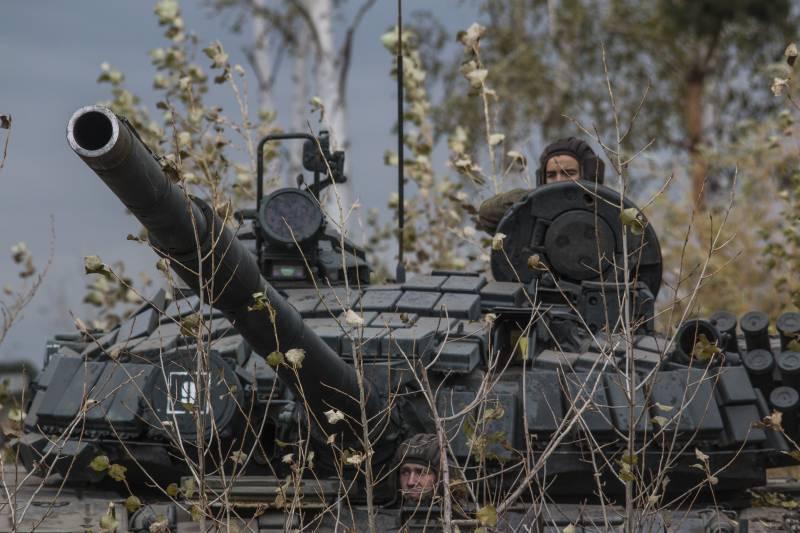 """""""Сирийский вал"""" и танковая карусель"""