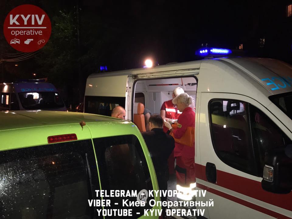 Во время матча между сборными Украины и Хорватии умер 40-летний мужчина
