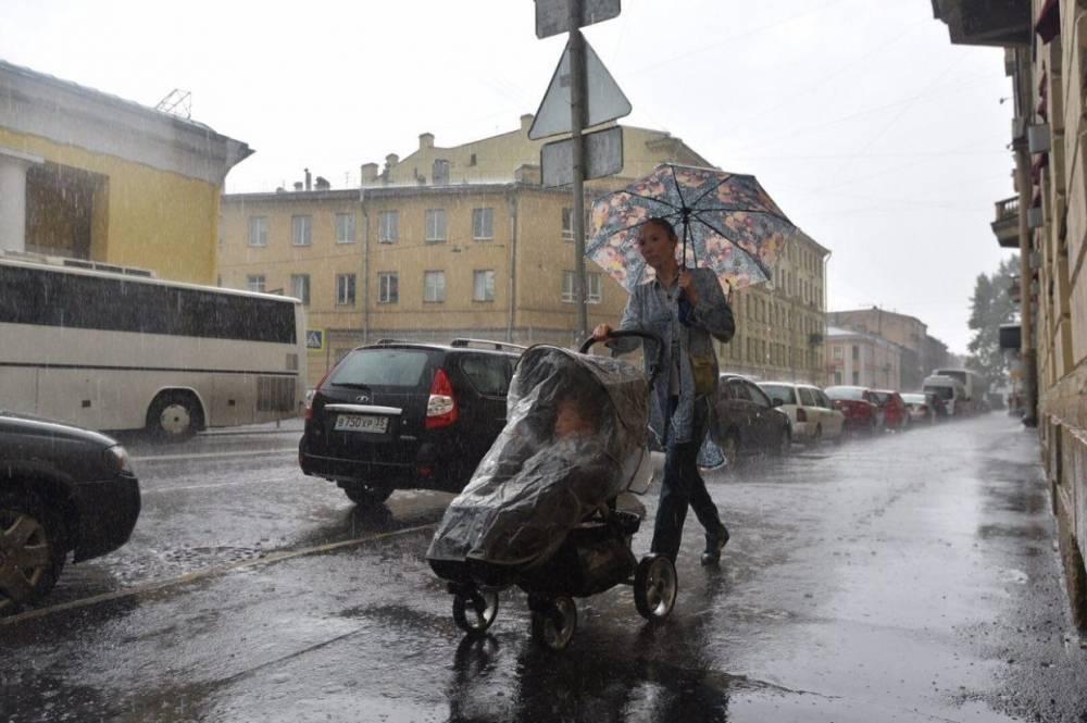 Штормовой ветер, дождь и туман ожидаются сегодня в Архангельске