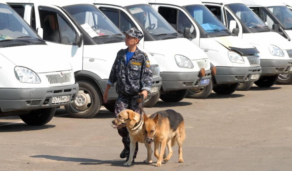 Здание ГИБДД оцепили из-за угрозы взрыва в Мурманске