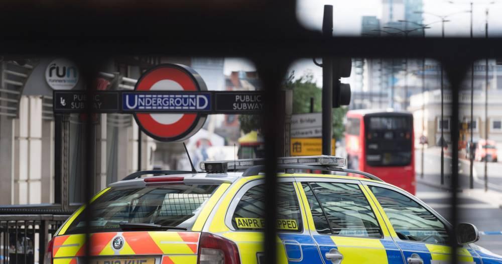 В Лондоне вновь произошло нападение с применением кислоты