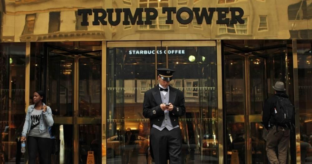 """Вместо """"башни Трампа"""" в Москве появится """"башня Агаларова"""""""