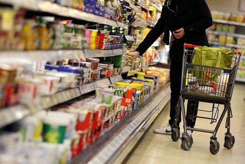 Голландцы охотно закупаются в немецких супермаркетах