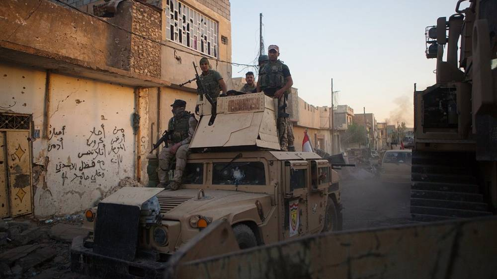 Армия Ирака полностью освободила от боевиков ИГ город Эль-Хувейджа