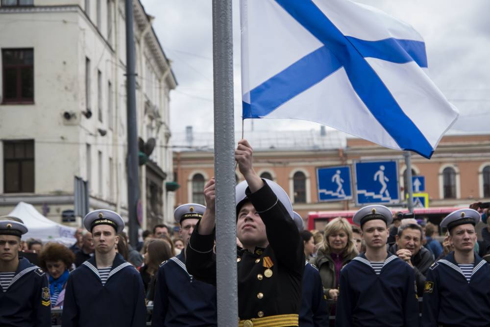 Петербуржцы назвали самый зрелищный праздник первой половины осени
