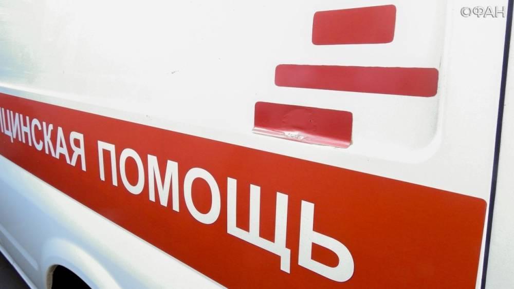 Поезд насмерть сбил девушку в Кемерово