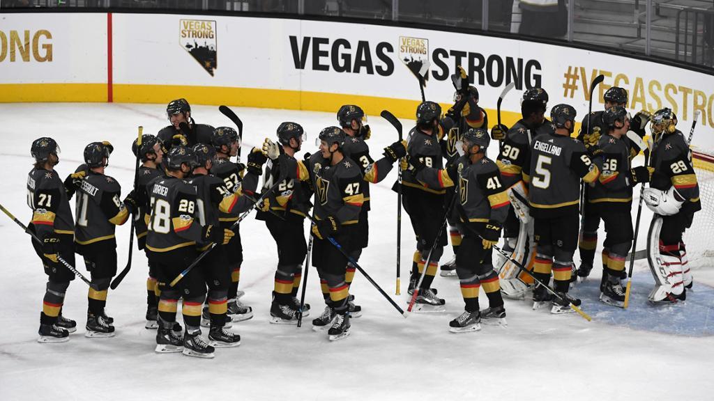 """""""Вегас"""" стал первым дебютантом в истории НХЛ, начавшим сезон с трех побед подряд"""