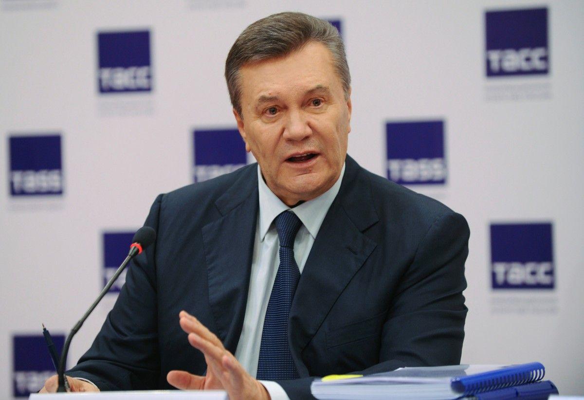 Заседание по делу о госизмене Януковича снова перенесли из-за неявки адвоката