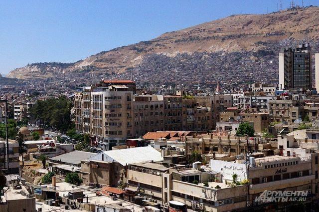 Жертвами трех взрывов в Дамаске стали девять человек - СМИ