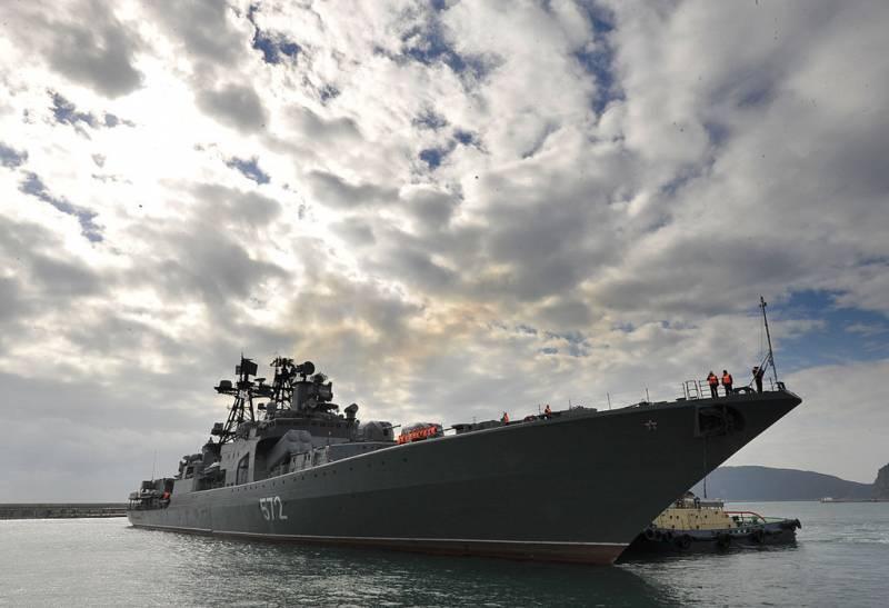 Корабли ТОФ прибыли с визитом в Бруней