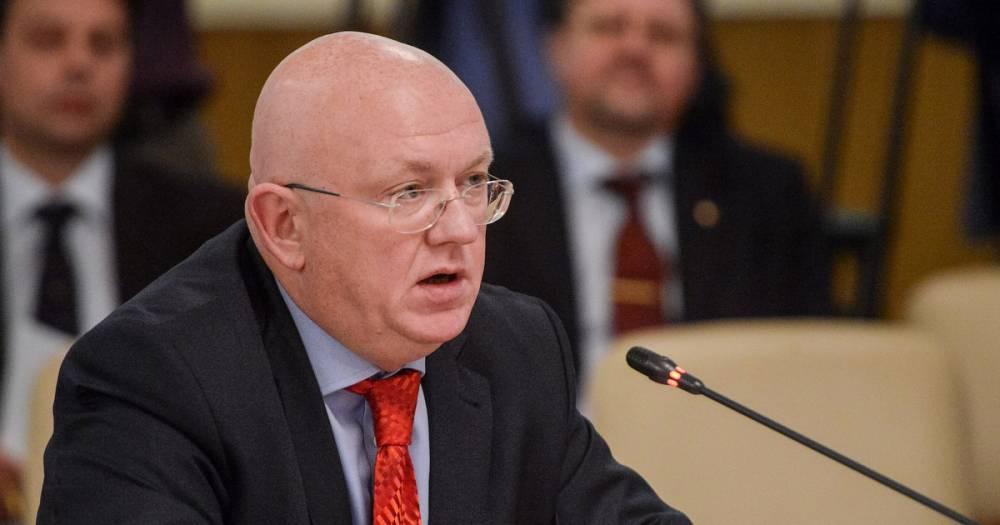 Небензя рассказал о тратах России на гуманитарную помощь другим странам