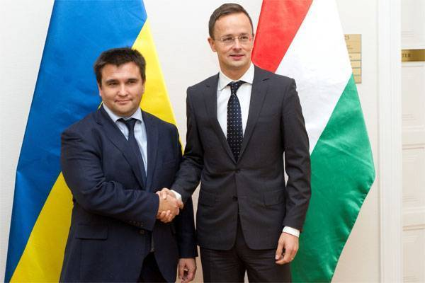 Климкин: Венгрия неверно понимает украинскую евроинтеграцию