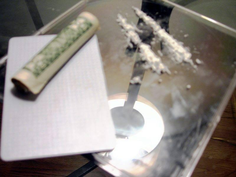 В Лланелли полиция изъяла кокаин на сумму £12 тысяч