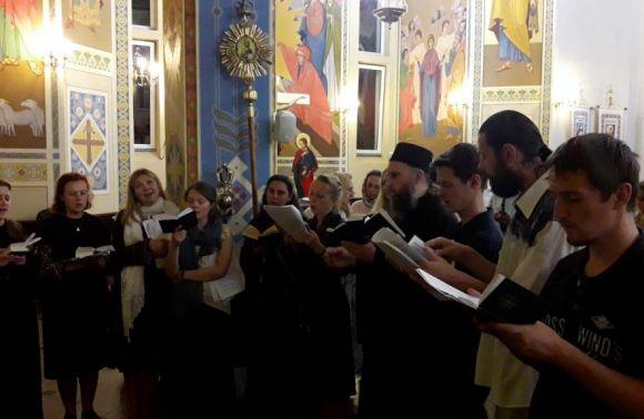 Во Львове начался фестиваль древнего церковного пения