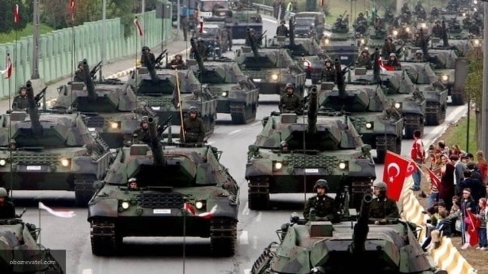 Сирия впустила турецкие войска в Идлиб: что предпримут курды и «Джебхат ан-Нусра»