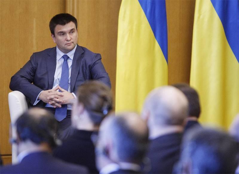 """Климкин: Украинский закон """"Об образовании"""" не ущемляет языки ЕС"""