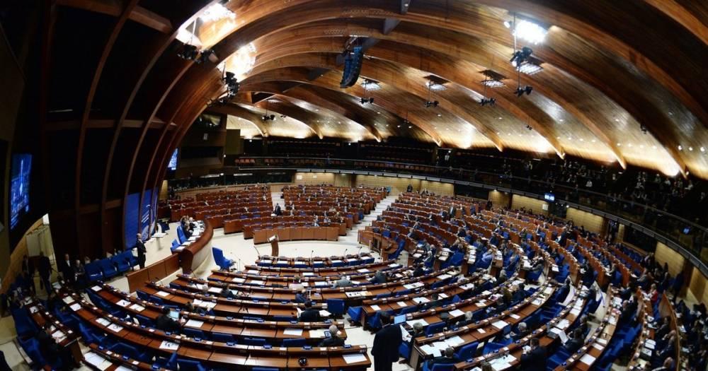 В ПАСЕ назвали фантазией требование Киева подать в суд на РФ за неуплату взносов