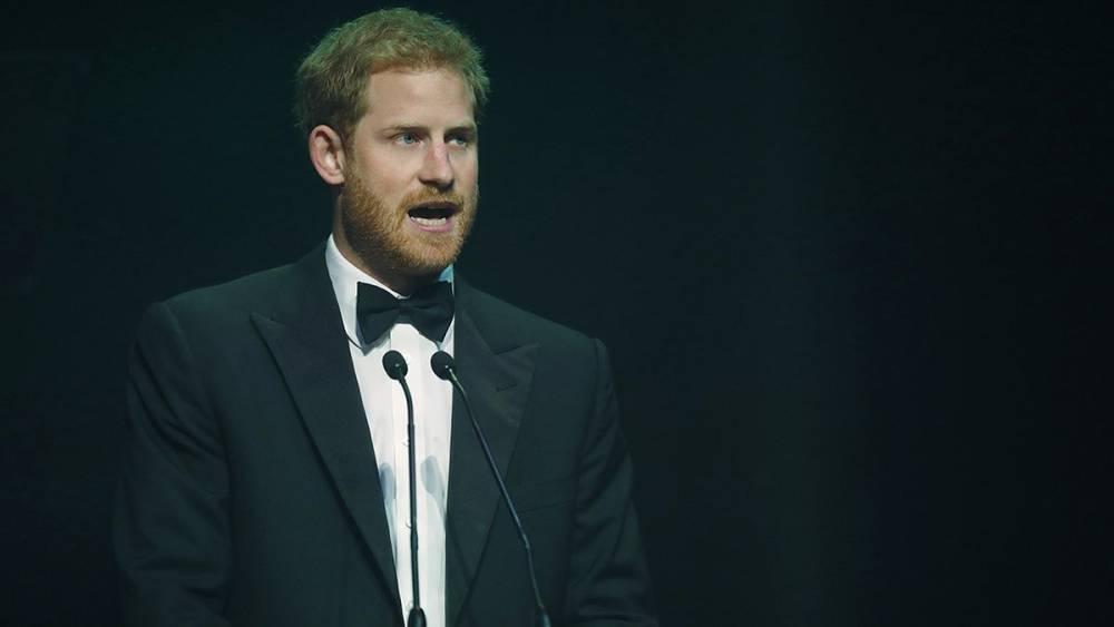 Принц Гарри предложил всем провериться на СПИД