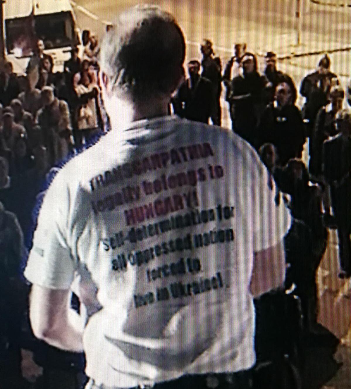 """В МИД прокомментировали акцию """"Самоопределение для Закарпатья"""": Будапешт откровенно заигрывается"""