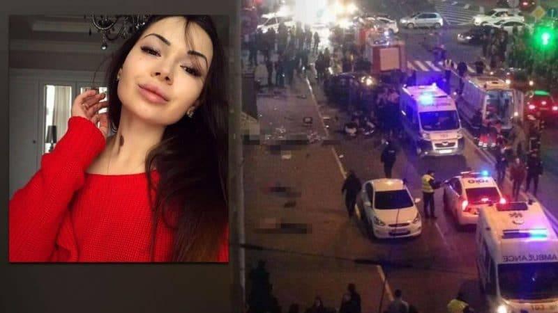 Дочь олигарха сбила насмерть шесть человек (+видео)
