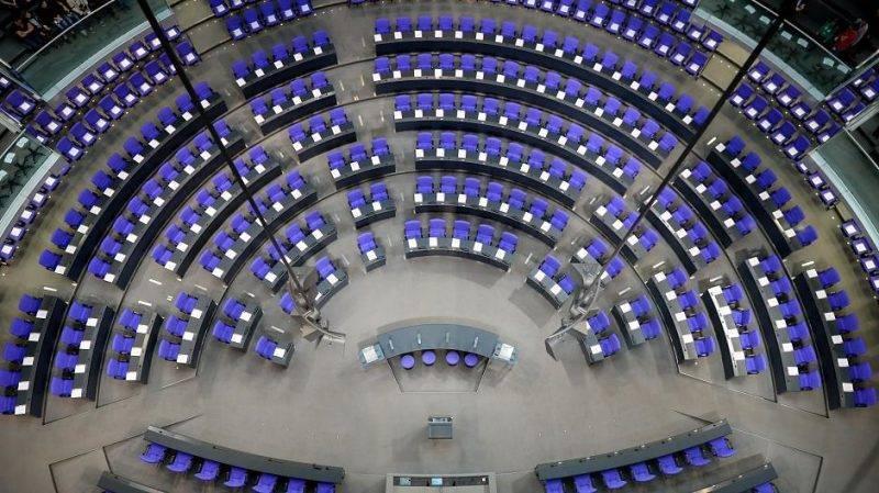 Первый день работы нового парламента ознаменовался ссорой с АдГ