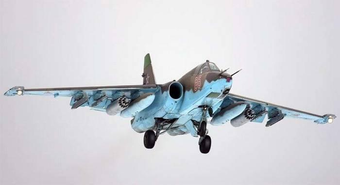 Су-25СМ оснастят средствами защиты от ракет