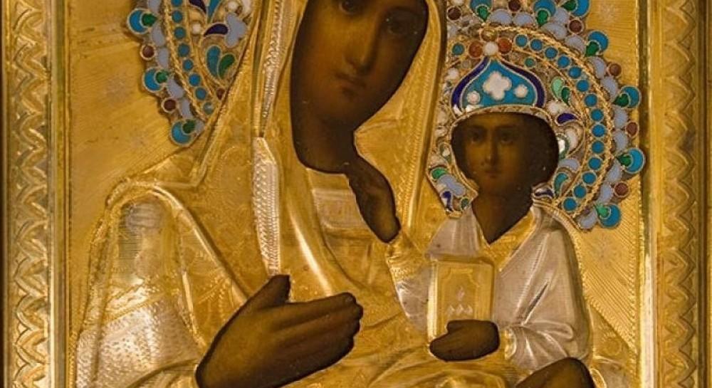 """12 ноября Православная Церковь чтит память иконы Пресвятой Богородицы """"Озерянской"""""""