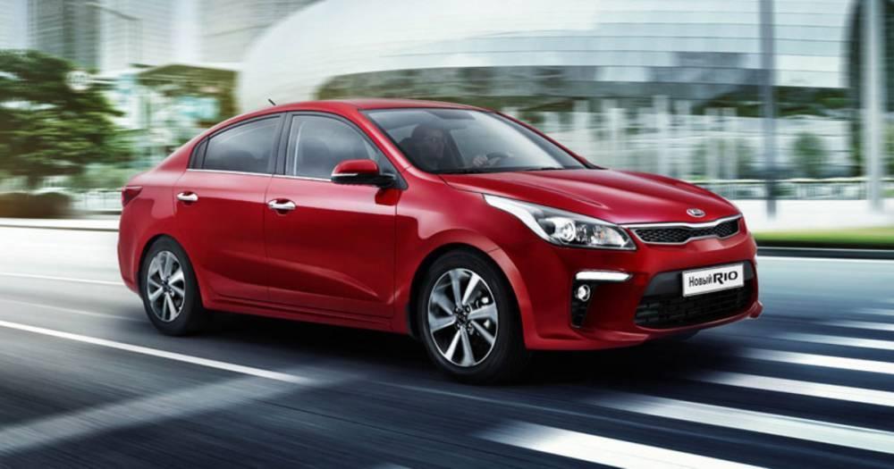 Forbes назвал десятку самых продаваемых автомобилей октября в России