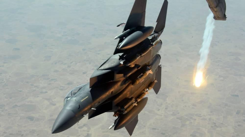 Сирия: из-за авиаудара коалиции США в пригородах Дейр-эз-Зора погибли 10 мирных жителей