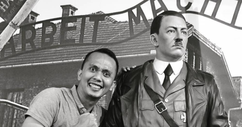 Статую Гитлера убрали из музея в Индонезии из-за гневной реакции в соцсетях
