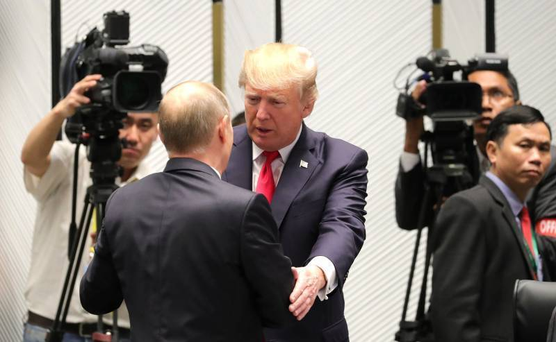 Трамп: дружба между США и РФ станет приобретением для всего мира
