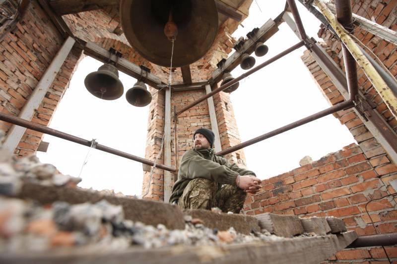 ВСУ более сорока раз за сутки открывали огонь по республикам Донбасса
