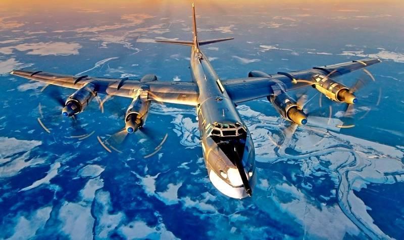 «Медведь»-ракетоносец: на что способен ядерный бомбардировщик Ту-95
