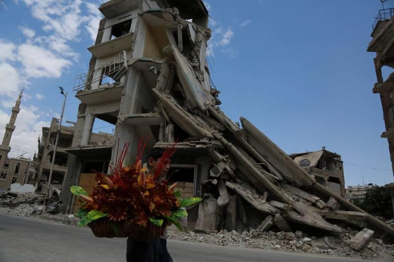 Западная коалиция в Сирии вновь нанесла удар по мирным жителям