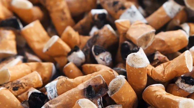 Нью-Йорк - столица контрабанды сигарет