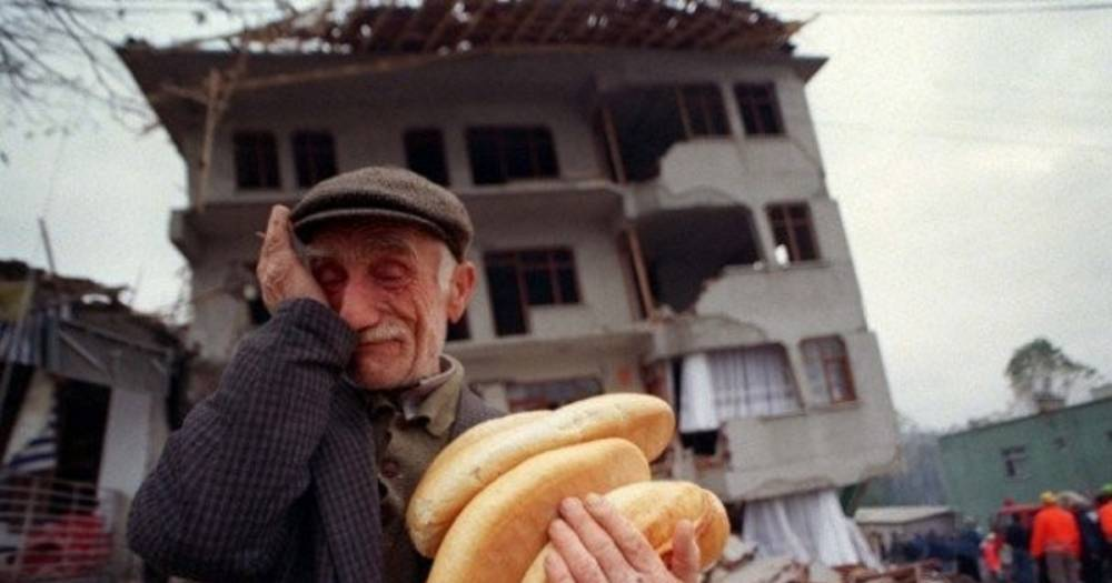 Турецкий Красный Полумесяц направил помощь пострадавшим при землетрясении