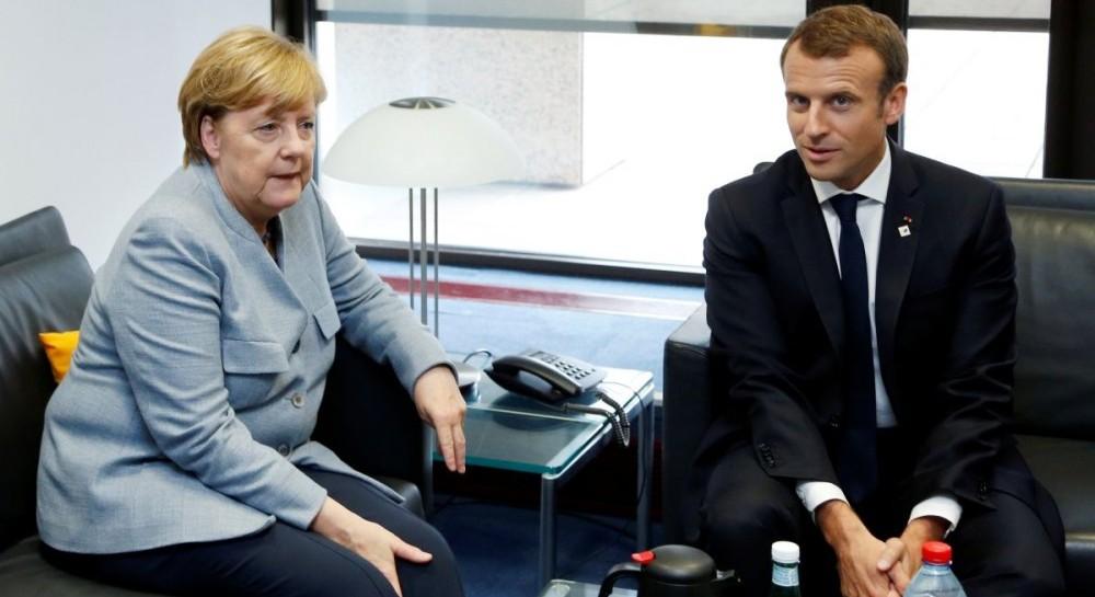 Защитники окружающей среды просят Меркель и Макрона возглавить борьбу с изменениями климата