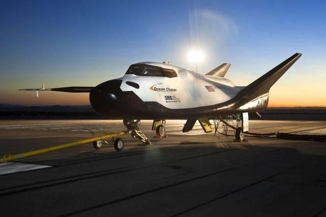 В США прошло успешное испытание космического корабля