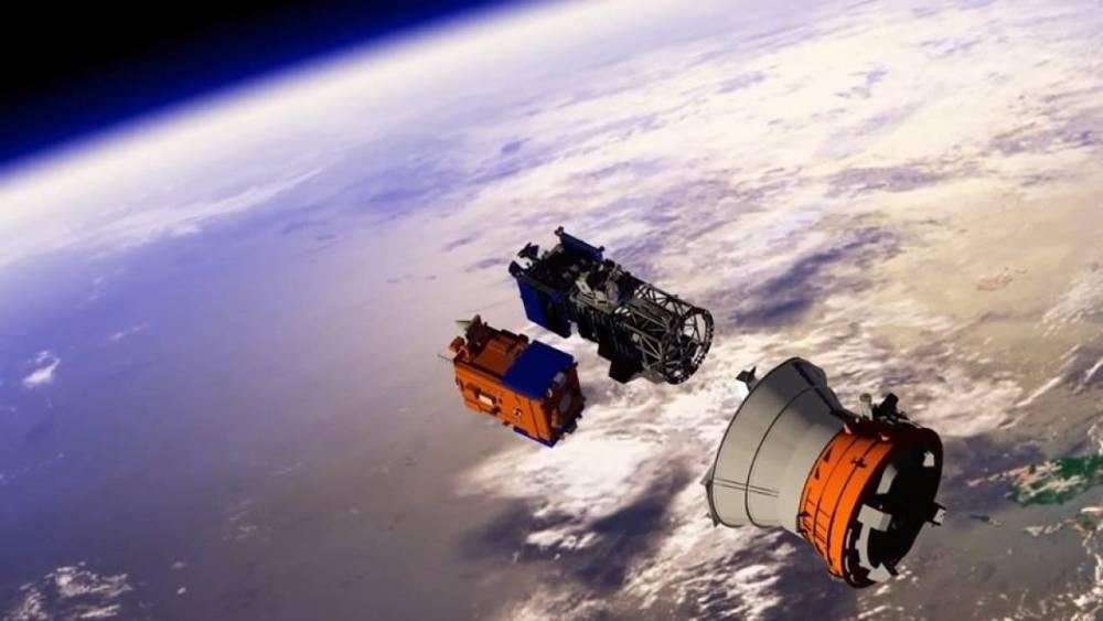 РФ запустит уникальный спутник «Репей» для перехвата информации противника