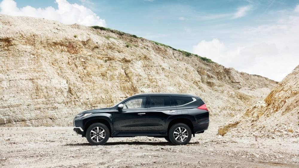 Mitsubishi привезет в Россию эксклюзивную версию Pajero Sport