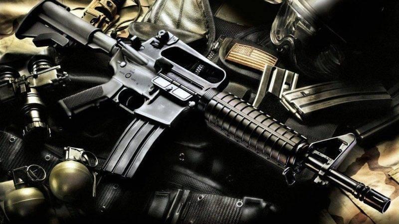 Британская полиция призывает сдать незаконное оружие