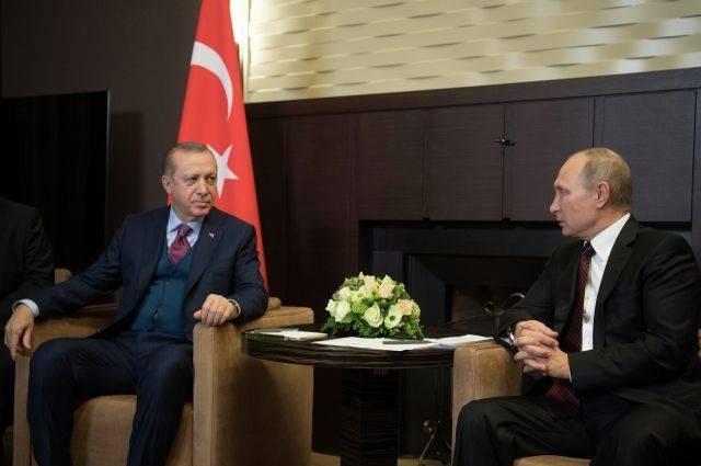 Путин считает отношения Москвы и Анкары почти полностью восстановленными