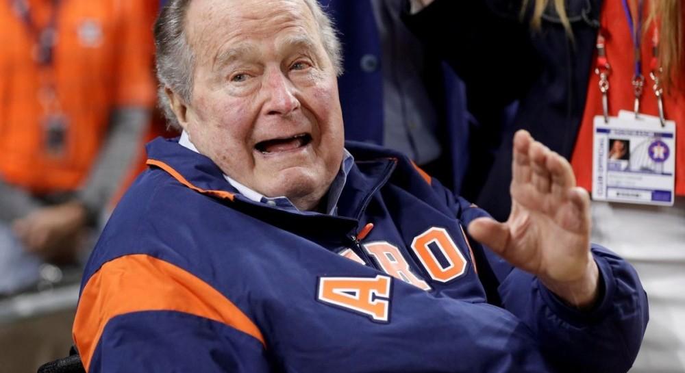 Шестая девушка обвинила Буша-старшего в домогательствах