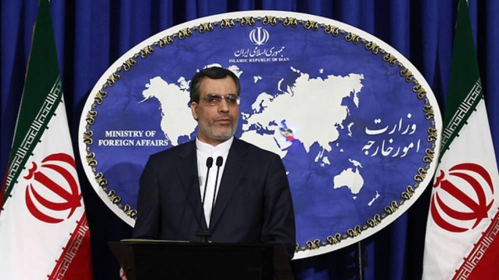 Замглавы МИД Ирана приедет в Москву для переговоров по Сирии