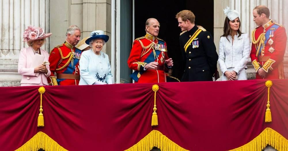 Скандал в королевской семье: бьет – значит любит?