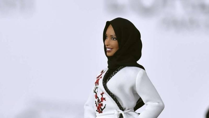 Барби стала мусульманкой, и одела хиджаб