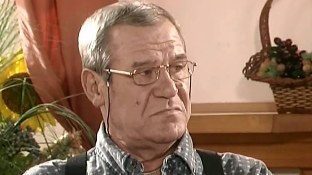Умер известный актер Виталий Шаповалов
