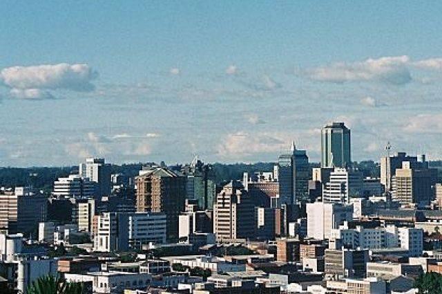 В Зимбабве военные взяли под контроль здание телерадиокомпании