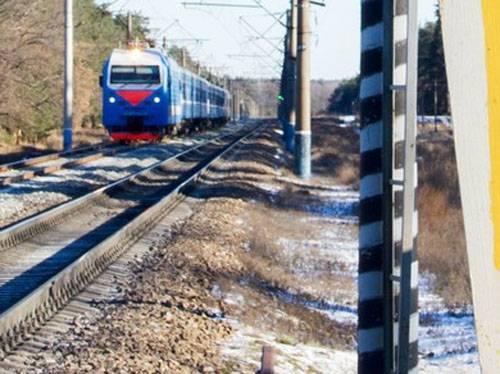 Пассажирские поезда начинают движение по ветке в обход Украины